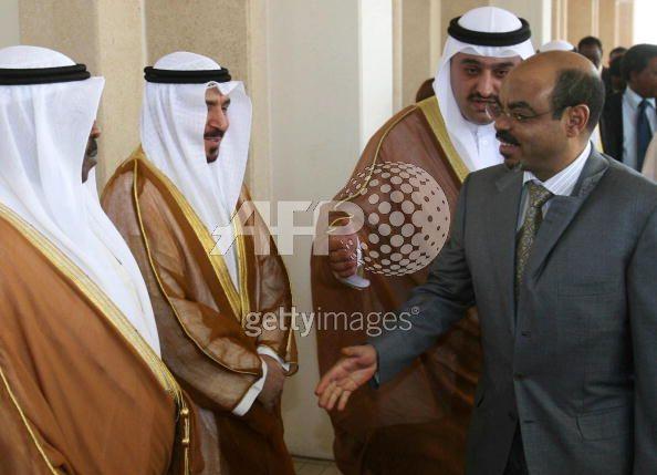 Ethiopia And Qatar Reveive Diplomatic Relations***